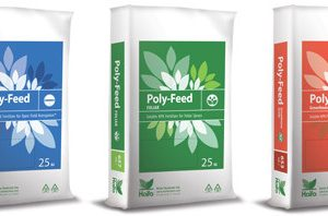 Poly-Feed 13-5-42+2Mg+Me (Удобрение)